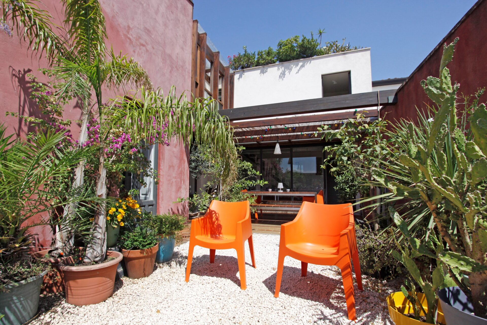 urg penthouse with stunning view selfcatering sicily